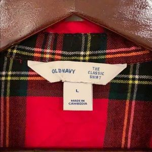 Old Navy Tops - Old Navy The Classic Shirt